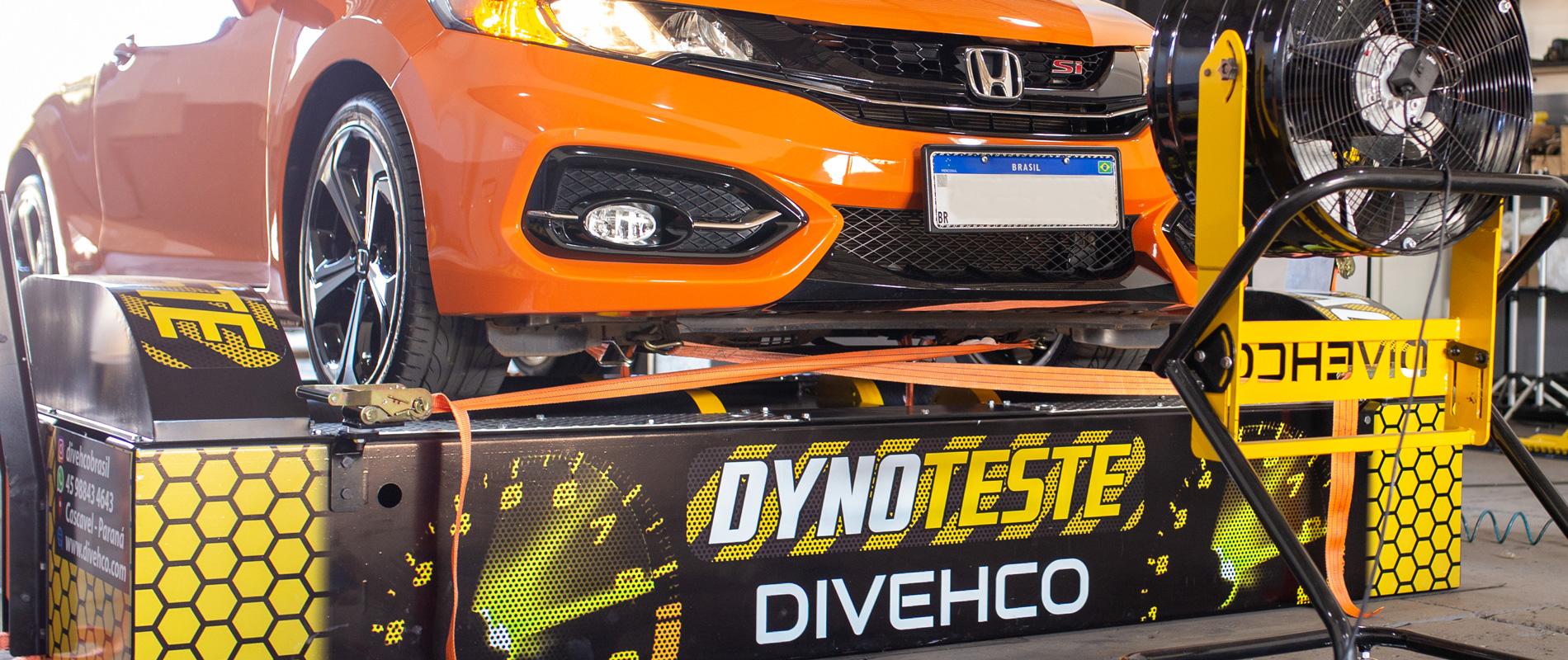 Dinamômetro Automotivo DYNOTESTE